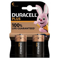 DURACELL ULTRA POWER C CELL 2 ST