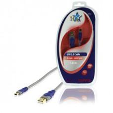 HQ USB 2.0 A-MINI 1.8 MTR KABEL