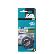 BISON CAR TAPE ZWART 19 MM X 1.5 MTR