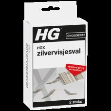 HGX ZILVERVISJESVAL 2 ST