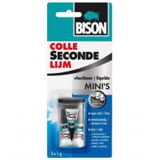 BISON SECONDELIJM SUPER COMPACT 3X0.8GR